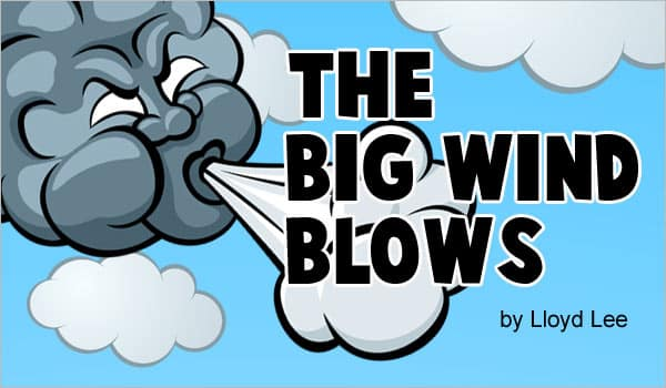 The Big Wind Blows | Native Renewable Energy Blog