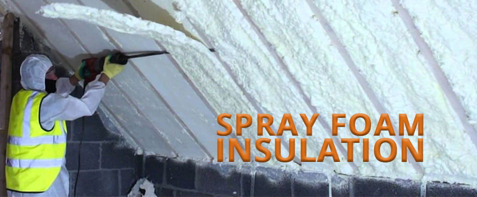 Spray Foam Insulation High Performance Thermal Envelope